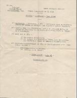 SNCF/Apprentissage / Sujets D'Examen/Moteurs-Autorails/3éme Année/ Année Scolaire 1947-48    VPN37 - Railway