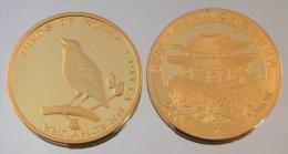Corée Du Nord 20 Won 2007 Bird T4 Animal Sauvage Oiseau - Corée Du Nord