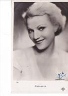 25695- ANNABELLA -Pathe Nathan 33 EC- Actrice Cinema - Surcharge 1936 - Acteurs