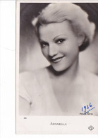 25695- ANNABELLA -Pathe Nathan 33 EC- Actrice Cinema - Surcharge 1936