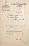 ORTF/Radiodiffusion-Télévision Française/Centre National Redevances/Réponse Lettre Réclamation/St Lubin /1969     VPN35 - Television