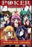 POKER Episodes 1 & 2 - DVD Collectif - Manga