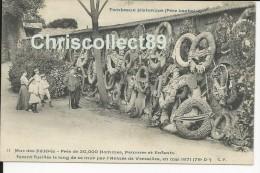 Carte Postale : Tombeaux Historique - Pére Lachaise : Mur Des Fédérés - Près De 20 000 Hommes Femmes Et Enfants - Francia