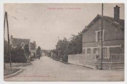 10 AUBE - TRAINEL La Route De Sens (voir Descriptif) - Andere Gemeenten