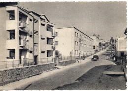 Calabria-vibo Valentia Liceo Ginnasio Morelli Veduta Via Adiacente Anni 40/50 - Vibo Valentia
