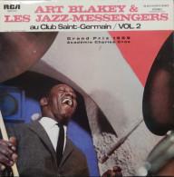 Art Blakey Et Les Jazz Messengers 33t. LP *au Club St Germain Vol.2* - Jazz