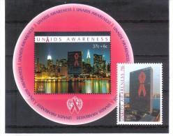 GEO379 UNO NEW YORK  2002  MICHL 913 + BLOCK 22  **  POSTFRISCH Siehe ABBILDUNG - New York -  VN Hauptquartier