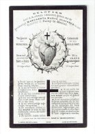 436 ( 2 Scans )   Anna VAN HERCK Geb Rethy 1802 + Turnhout 1876 - Devotion Images