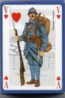 1914,- 1918  Jeu De 54 Cartes Made In France - 54 Karten