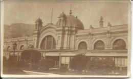 MONTE CARLO -==- MONACO -==- Photo Du CAFE De PARIS -- BAR GRILL ROOM    Circa 1910 - Luoghi