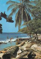 Afrique-GABON La Plage De Gué-Gué Près De LBREVILLE (2) (TROLLEZ A 296 F)*PRIX FIXE - Gabon