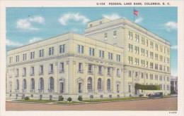 Federal Land Bank Columbia South Carolina - Banks