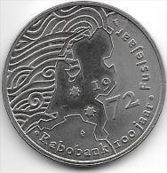 100 Jaar Rabobank 1972 Koningin Juliana - Professionals/Firms