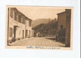CASTILLON 0230 HOTEL VICTORIA ET ROUTE MENTON SOSPEL - Frankreich