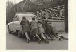 R Doisneau La Panne D´essence 1955 - Doisneau