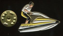 Pin´s - Jet Ski Superjet Jetski - Pin