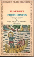 TROIS  CONTES  FLAUBERT - Libri, Riviste, Fumetti