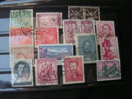 == CSR Lot Einmal Perfin - Briefmarken