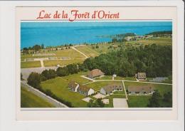 CPM - Aux Portes De TROYES LAC DE LA FORET D'ORIENT - France