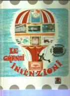 LE GRANDI INVENZIONI - Francobolli