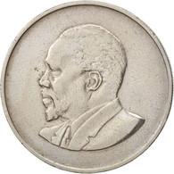 Kenya, Shilling, 1967, British Royal Mint, TTB, Copper-nickel, KM:5 - Kenya