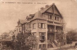 BELGIQUE - FLANDRE OCCIDENTALE - KNOKKE - DUINBERGEN - Villas - Vergeet Mij Niet Et Kloke ... - Knokke