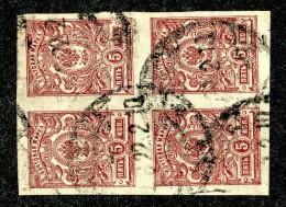 25912  Russia 1917  Michel #67IIBc (o) - 1917-1923 Republic & Soviet Republic