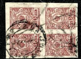 25914  Russia 1917  Michel #67IIB (o) - 1917-1923 Republic & Soviet Republic