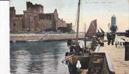 ISLE OF MAN, PU-1911; Peel Castle - Isle Of Man