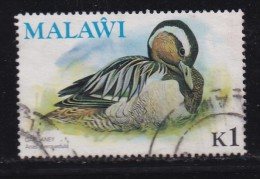 MALAWI, 1975, Used Stamp(s), Definitives Bird  K1  , 239, #4671 (1 Value ) - Malawi (1964-...)
