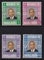 MALAWI, 1976, Used Stamp(s), President Banda  , 263-266, #4673 - Malawi (1964-...)