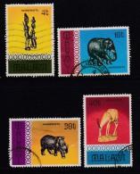 MALAWI, 1977, Used Stamp(s), Handcrafts , 277-280, #4676 - Malawi (1964-...)