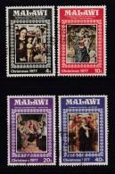 MALAWI, 1977, Used Stamp(s), Christmas , 289-292, #4679 - Malawi (1964-...)