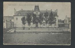 CPA - PONT DE LOUP - Château De Monsieur Louis Quirini - Cachet Relais 1921  // - Aiseau-Presles