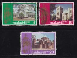 MALAWI, 1978, Used Stamp(s),Christmas , 301=304, #4682 (3 Values) - Malawi (1964-...)