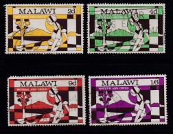 MALAWI, 1970, Used  Stamp(s), Christmas , 138-142  #4664 - Malawi (1964-...)