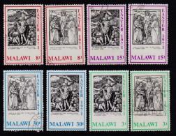 MALAWI, 1971, Used  Stamp(s), Easter , 161-168  #4666 - Malawi (1964-...)