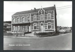 CPA - PRESLES - Les écoles Communales - CPSM   // - Aiseau-Presles