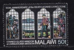 MALAWI, 1973, Used  Stamp(s), Death Of David Livingstone, 211,  #7423 - Malawi (1964-...)
