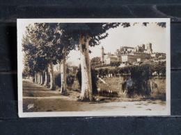 F01 - 32 - Auch - Promenade Du Quai Lissagaray Et La Basilique - Edition C.A.P. - Auch