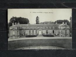 F01 - 95 - Stors -  Chateau De Stors - Façade Coté Parc - Frankreich