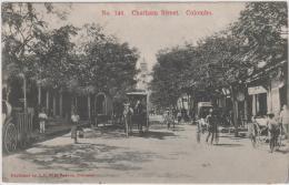 AK - CEYLON (Sri Lanka) Colombo - Chatham Street 1900 - Sri Lanka (Ceylon)