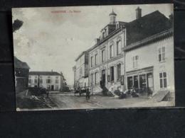 F01 - 54 - Deneuvre - La Mairie - Cliché Antoine - 1919 - Francia
