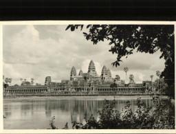 BELLE CARTE PHOTO   CAMBODGE ANGKOR WAT - Cambodia
