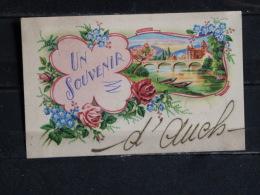 F01 - 32 - Un Souvenir D'Auch - Carte Ancienne - - Auch