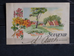 F01 - 32 - Un Souvenir D´Auch - Carte Ancienne - - Auch