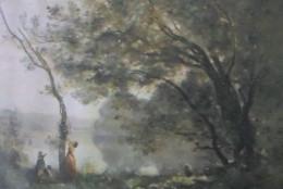 Corot, Souvenir De Mortefontaine ,  1964 - Prints