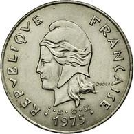 Monnaie, French Polynesia, 50 Francs, 1975, Paris, SUP, Nickel, KM:13 - Polynésie Française