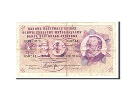 Suisse, 10 Franken, 1974, KM:45t, 1974-02-07, TB - Suiza