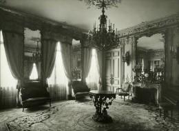 France Paris Hotel Particulier Salon 7 Rue De Presbourg Ambassade De Brunei Ancienne Photo 1900 - Places